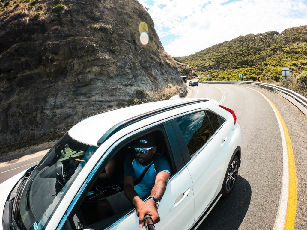 The Epic Drive on The Great Ocean Road