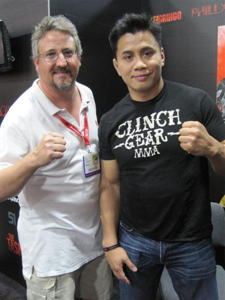Cung Le UFC MMA Rob Harris - Who is Rob Harris