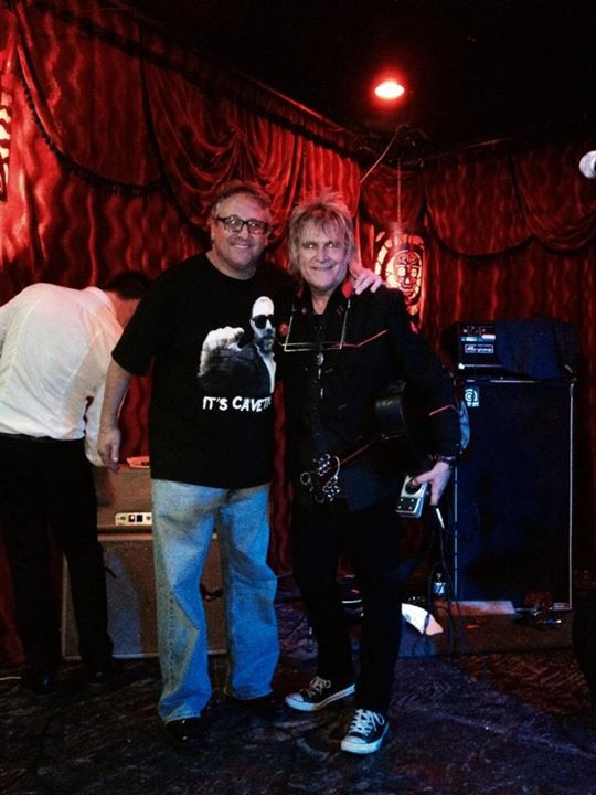 Mike Peters The Alarm and Rob Harris Dead Man Walking - Who is Rob Harris