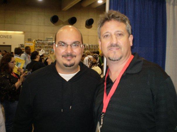 Anthony Zuiker Creator CSI Rob Harris - Who is Rob Harris