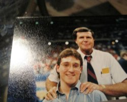 Denny Crum Hall of Fame Coach
