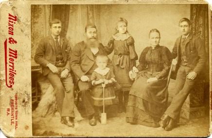 Nixon & Merrilees, Fremantle c1898