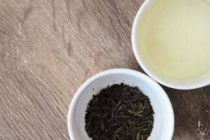 Japanese Sencha tea, T2 http://whoknewiwasahousewife.com/