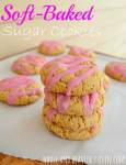 Soft-Baked Sugar Cookies {refined sugar-free}