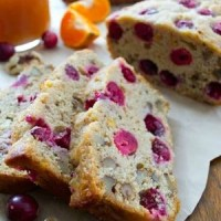 Grandma's Cranberry Nut Bread