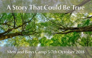 Men and Boys Camp