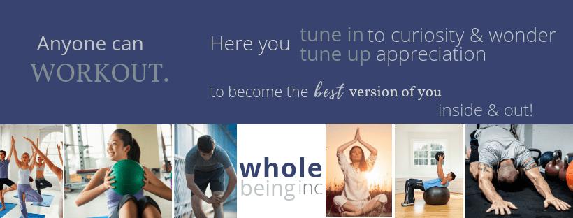 Eureka Springs personal traning yoga