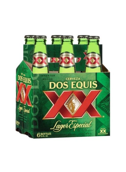 Dos Equis Special Lager (Bottles)