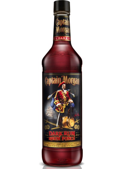 Captain Morgan Dark Rum