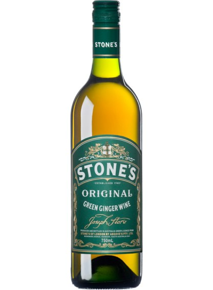 Stones Green Ginger
