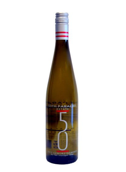 50Th Parallel Estate Gewurztraminer