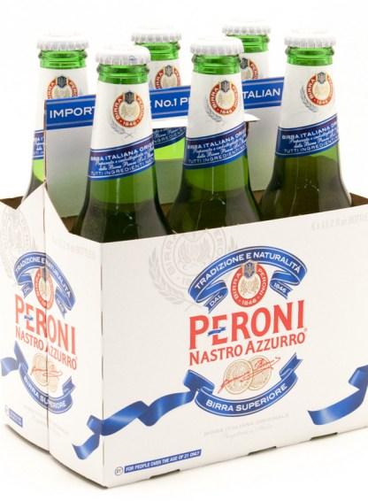 Peroni (6 x 330 ml) Bottles