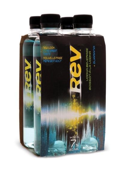 Rev - 4 X 330 ml