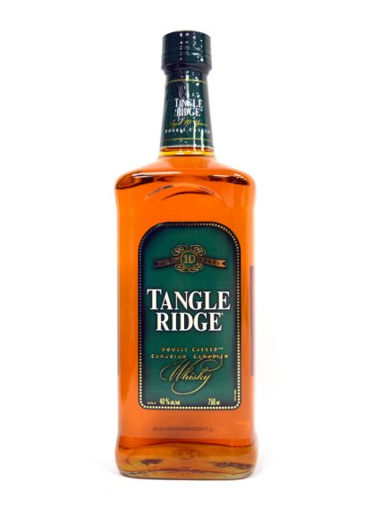 Tangle Ridge 10 Yr Old Rye Whisky