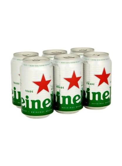 Heineken Lager (Cans)