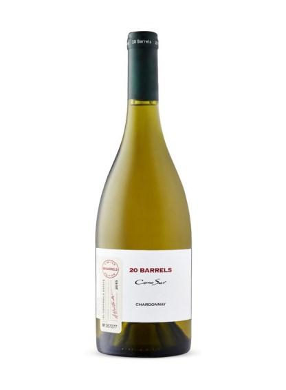 Cono Sur 20 Barrells Chardonnay