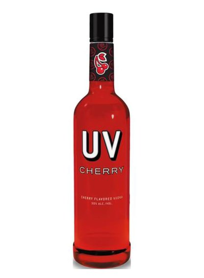 Uv Cherry Vodka