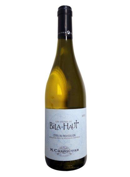Chapoutier Bila Haut Blanc