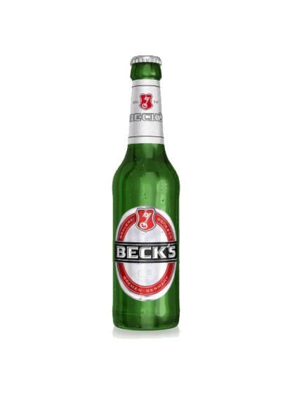 Beck's Single Bottle