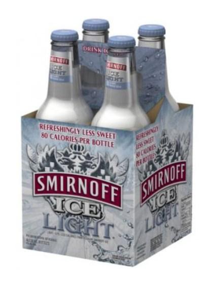 Smirnoff Ice Light 4Pk