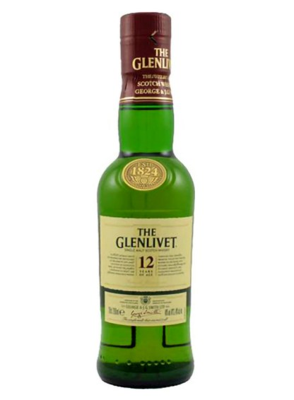 The Glenlivet 12 Year Old