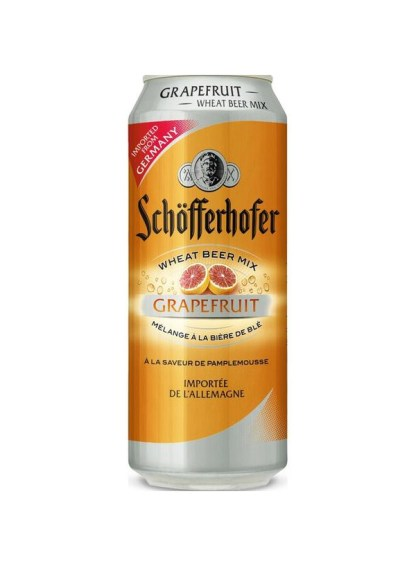 Schofferhofer Grapefruit Radler
