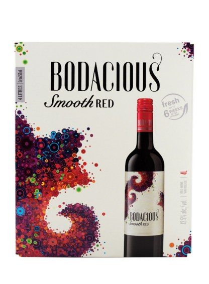 Bodacious Smooth Red 3L