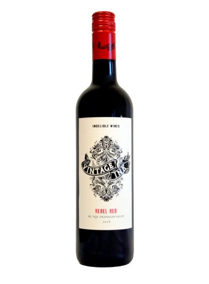 Vintage Ink Rebel Red Vqa