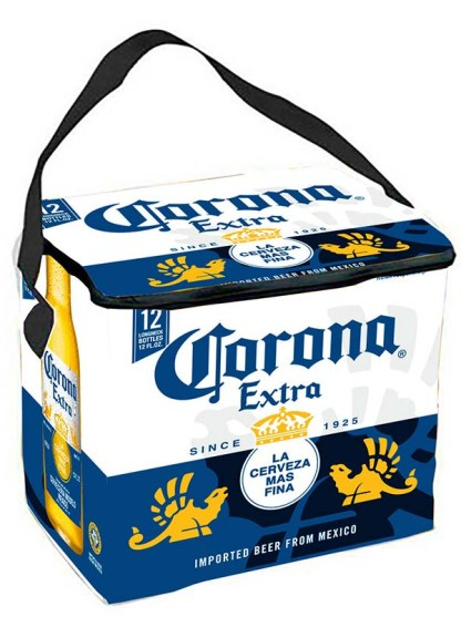 Corona 12 Bottle Cooler Bag - In Bond