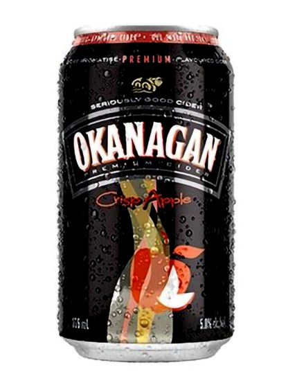 Okanagan Cider - extra Crisp Apple