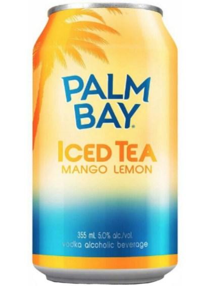 Palm Bay Iced Tea Mango Lemon
