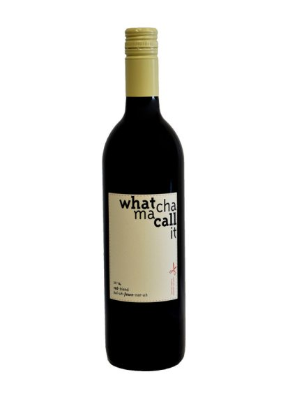 Whatchamacallit Red Blend
