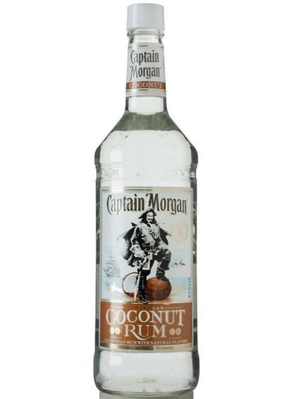 Captain Morgan Coconut Flavoured Rum