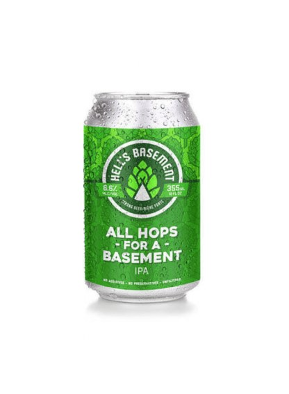 All Hops For A Basement Ipa Cls
