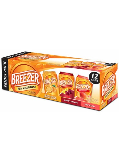 Breezer Fridge Pack