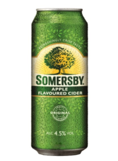 Somersby Apple 8 x 330 ml Cans