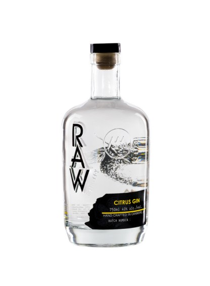 A Raw Citrus Gin (Cls)