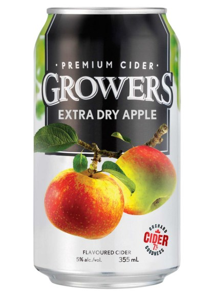 Growers extra Dry Apple