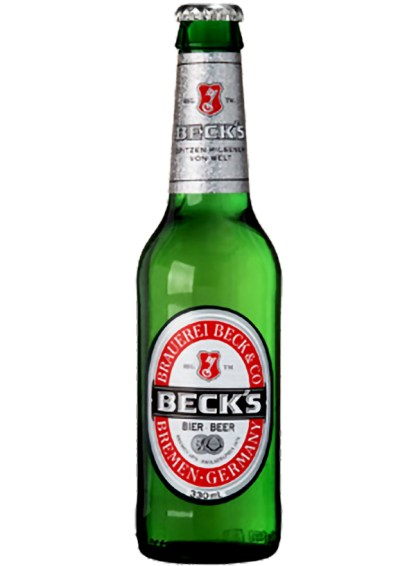 Beck's Lager (Bottles)