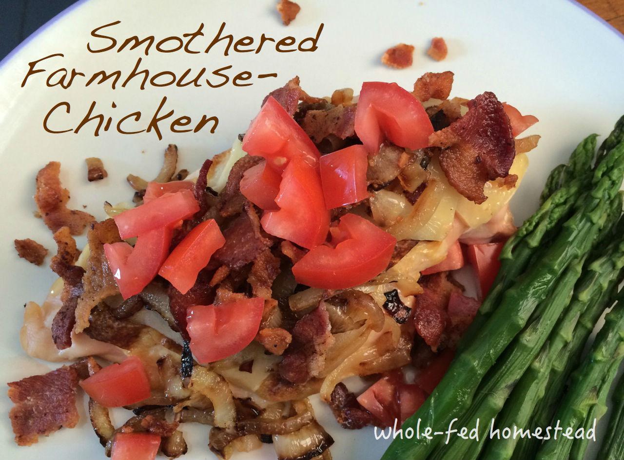 Farmhouse Chicken Recipe