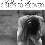 My Sugar Addiction Recovery & Five Steps that were Crucial in my Healing