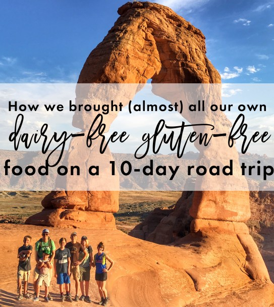 That 10-day Road Trip Where We Took (almost) All of our Food With Us. - Get inspired as you travel this summer with Whole30, Paleo, gluten-free, dairy-free snack and meal ideas for affordable healthy travel!