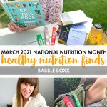 Fun National Nutrition Month Finds