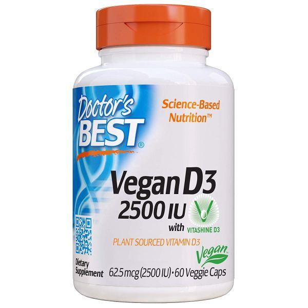 D3 2500IU with Vitashine D3