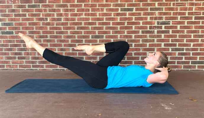 Cardio Workout with Isometric Holds