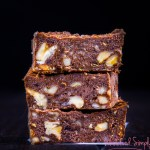 Choc Walnut Fudge
