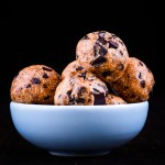 Choc Chip Peanut Butter Bliss Balls