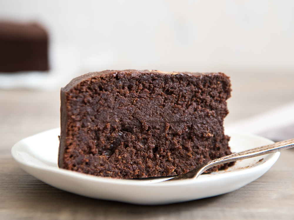 Gluten And Nut Free Mud Cake