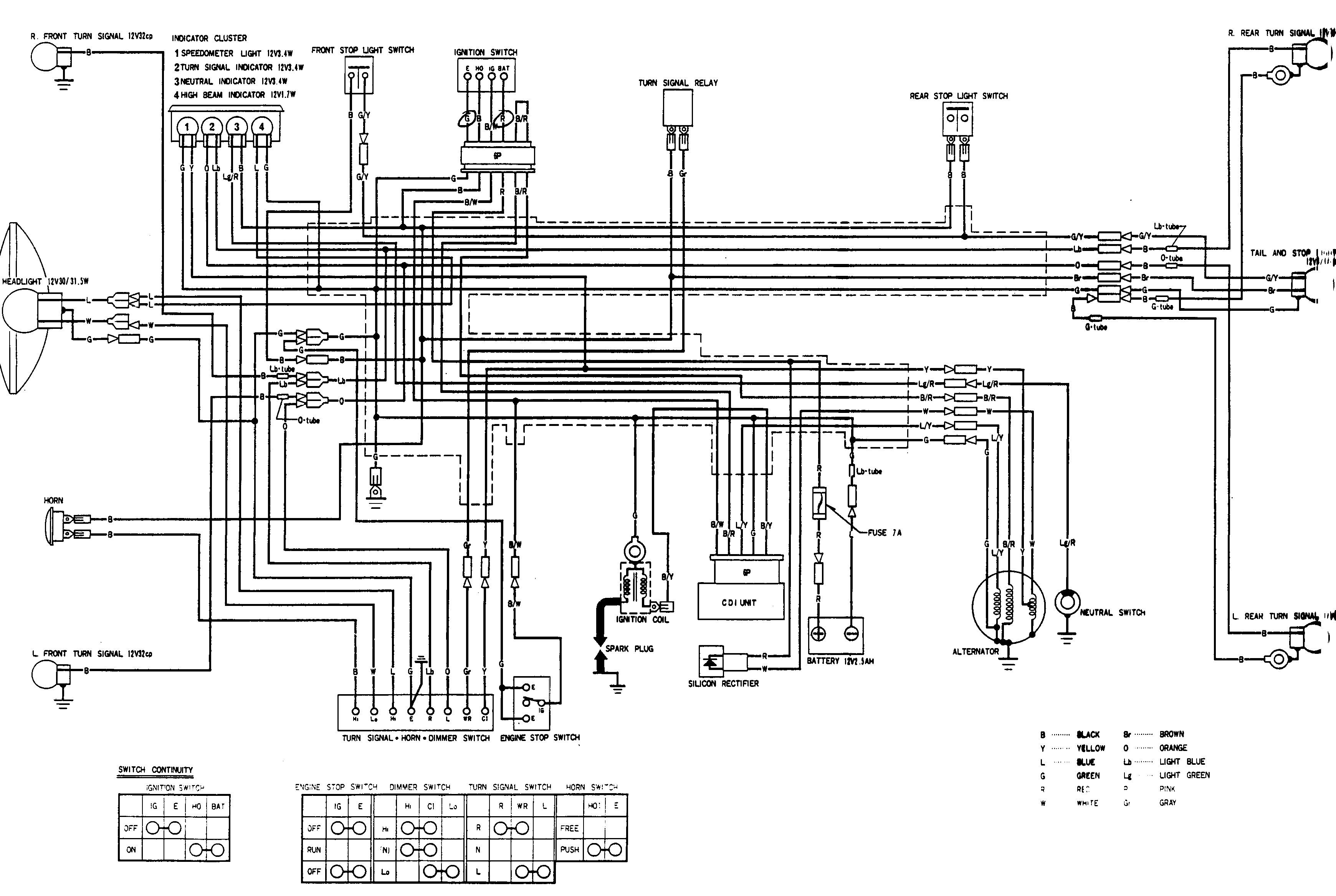 93 Honda Civic Ignition Wiring Diagram