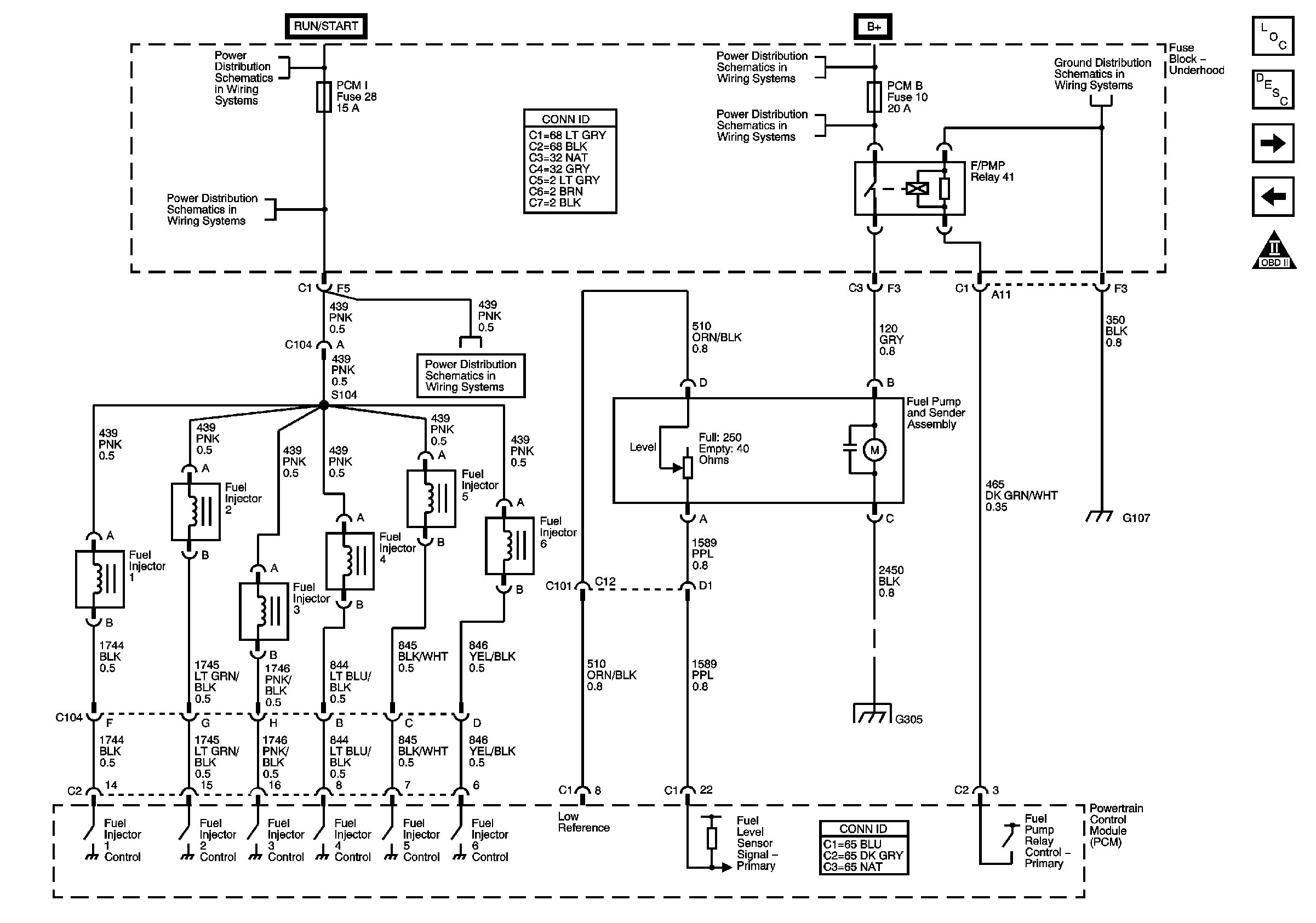 Chevrolet Trailblazer Wiring Diagram